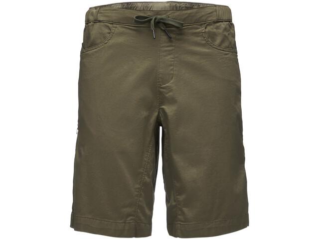 Black Diamond Notion Pantaloncini Uomo, verde oliva